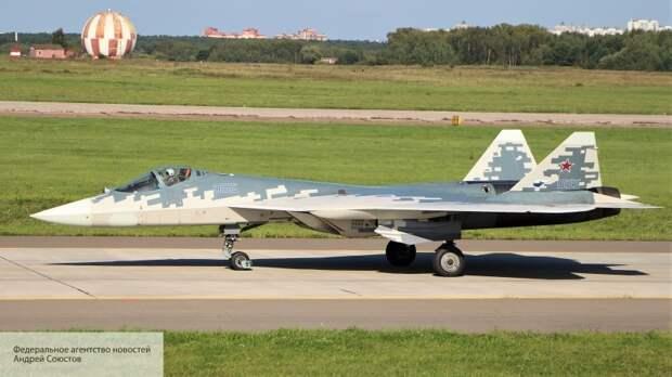 GVS: Су-57 обречен на экспортный успех