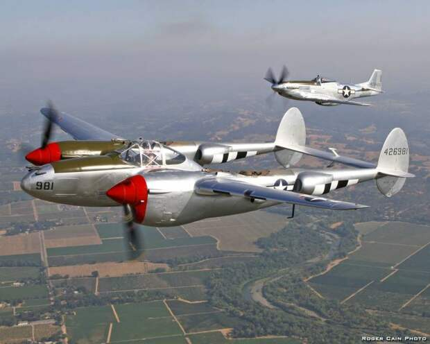 Боевые самолёты. Lockheed P-38D Lightning: кандидат на звание лучшего