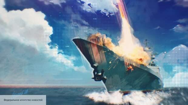 В США рассказали о «проклятом корабле» российского флота
