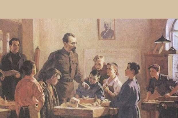 Дзержинский повторил подвиг Данко