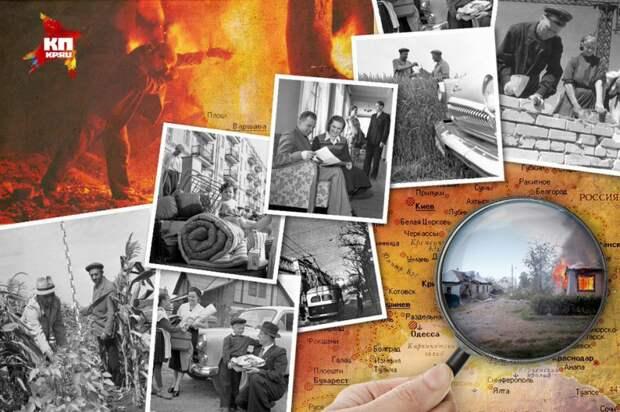 12 фотофактов из жизни Донбасса. В недавнем прошлом и сейчас... донбасс, донецк, новороссия, украина, фотофакт, прошлое и настоящие