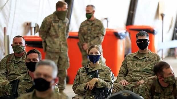 США сократят военный контингент в Ираке на треть