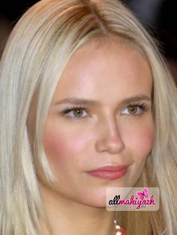 3 Дневной макияж для блондинок или как выглядеть хрупкой и нежной