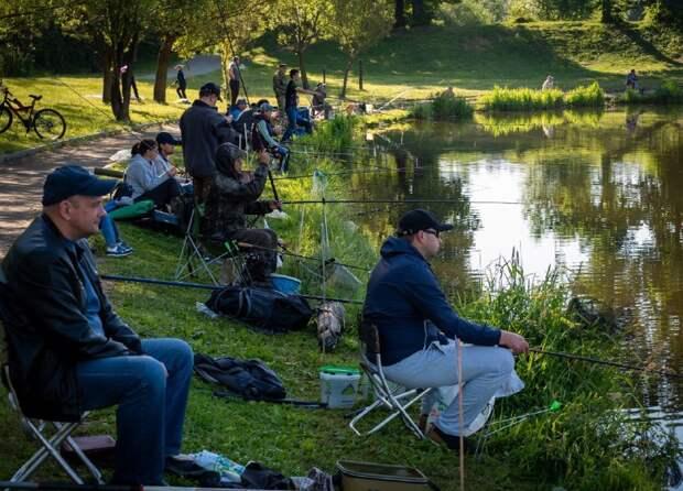 Открытый рыболовный фестиваль пройдет в СВАО 25 мая