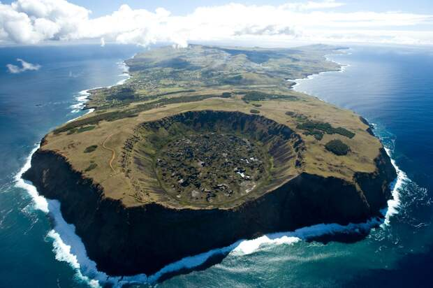 Краткая история апокалипсиса на острове Пасхи