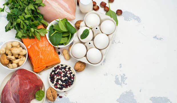 Сколько грамм белка нужно в день —нормы для роста мышц
