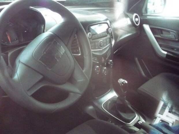 Новую Chevrolet Niva засняли на тестах (ФОТО)