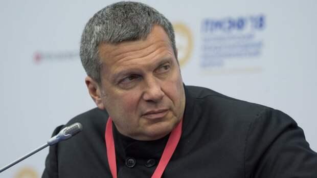 «Гаденыш какой»: Соловьев дал характеристику украинскому депутату Березе