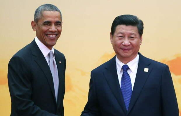 Китай уличили в сговоре с США против России