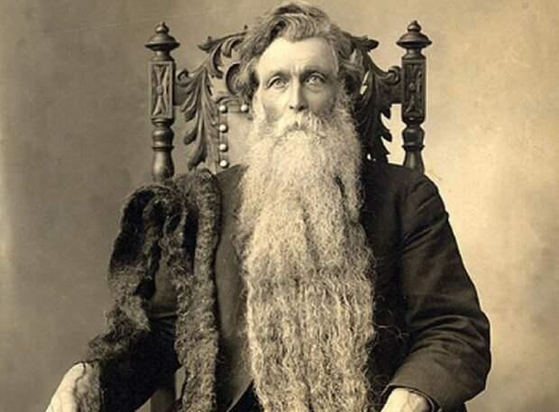 Самая длинная борода в мире 2015, люди, рекорд гиннеcса