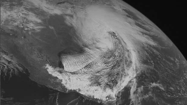Как выглядели сильнейшие снегопады в истории