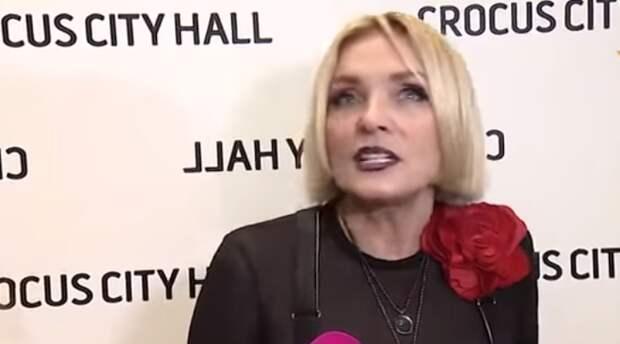 Лайма Вайкуле грубо послала журналистку за вопрос об Украине. У неё там скоро гастроли (видео)
