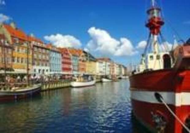 Экологичные водные трамваи запустят в Копенгагене