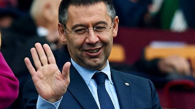 Источник: арестованы экс-президент «Барселоны» Бартомеу и еще 2 руководителя клуба