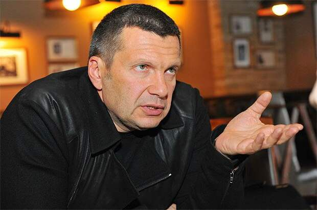 Соловьёв прокомментировал госпитализацию Навального