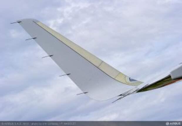 S7 Airlines первой в России оборудует шарклетами лайнеры А320