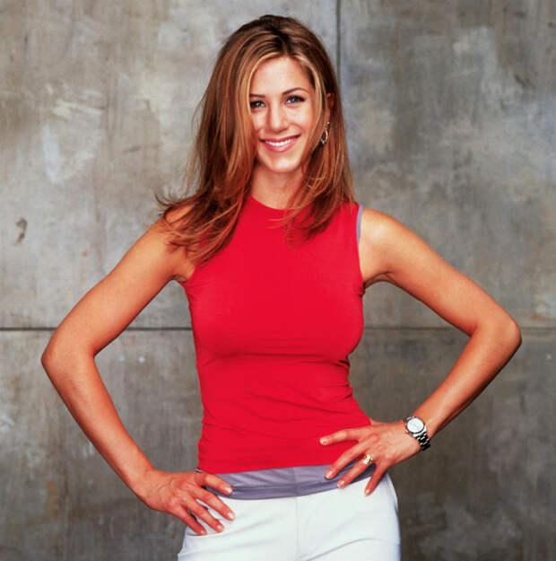 Дженнифер Энистон (Jennifer Aniston) в фотосессии Лена Айриша (Len Irish) (1997), фото 1