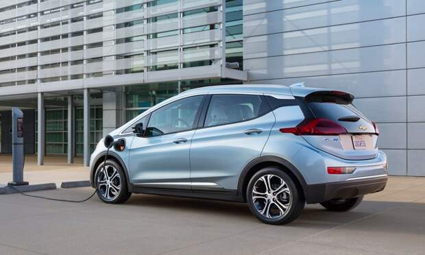 Дебют народного электромобиля Chevrolet 2017 Bolt EV