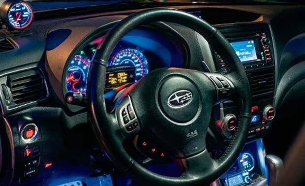 Subaru Forester III: и в лес, и в города