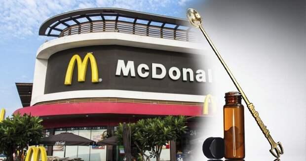 Как «кокаиновая ложка» нанесла удар по репутации McDonald's