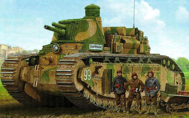 5 самых провальных танков XX века