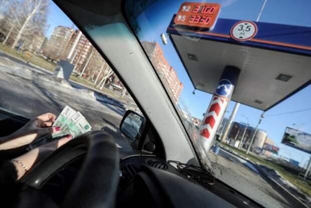 Работа автозаправочных станций