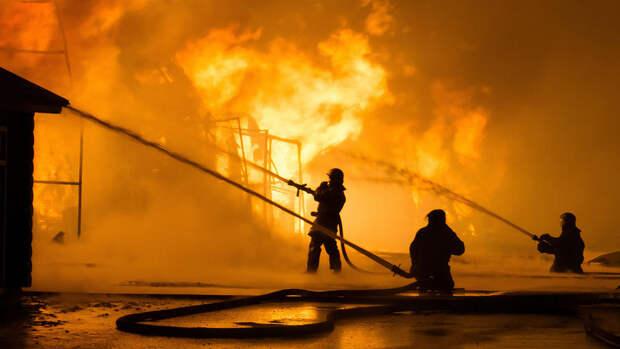При пожаре в доме в Башкирии погиб 96-летний ветеран