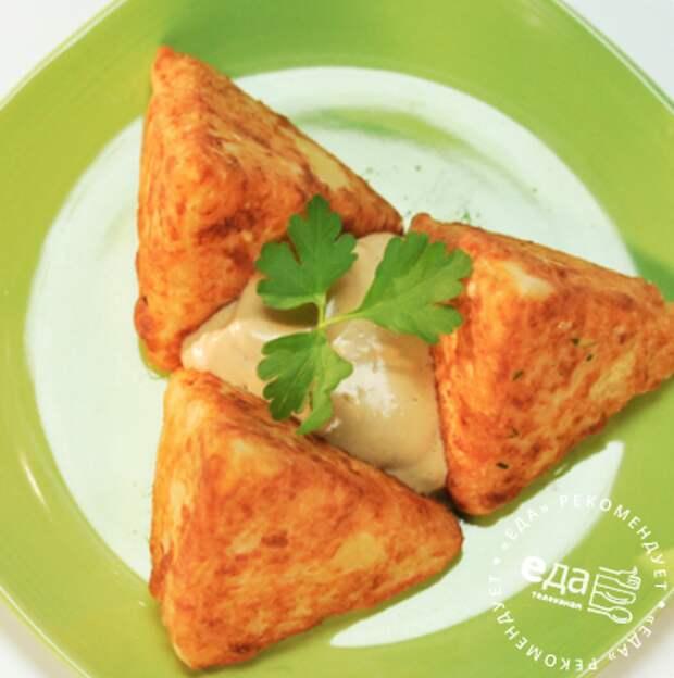 Чиздыкер - необычные сырники на завтрак