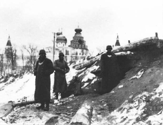 """Ближе всех подошли к Москве? Стремительное отступление дивизии СС """"Дас Рейх""""."""