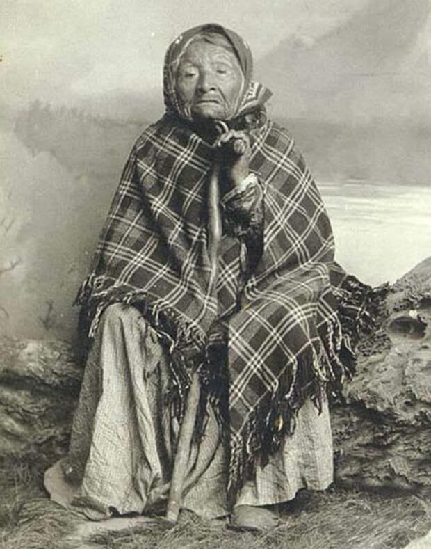 Кикисобла или принцесса Анджелина – дочь индейского вождя, которую не смогли отправить в резервацию