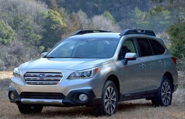 Subaru Forester / Outback - удобен всегда.