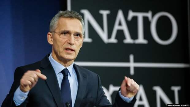 НАТО договорились об углублении альянса с Грузией и Украиной