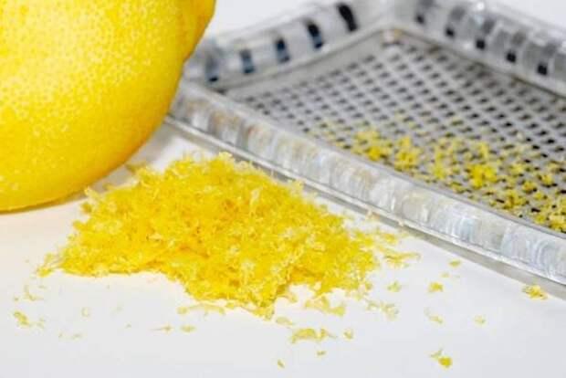 Универсальная приправа лимон, польза
