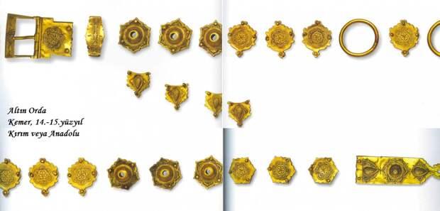 Золото Чингизидов
