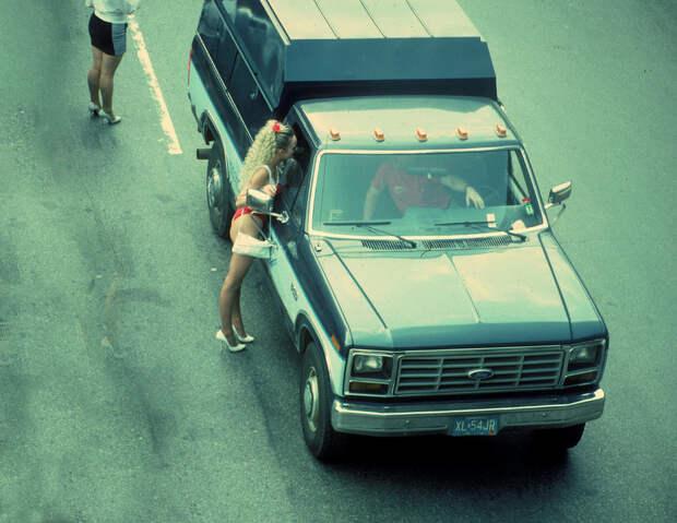 проститутки в Нью-Йорке 1980-4