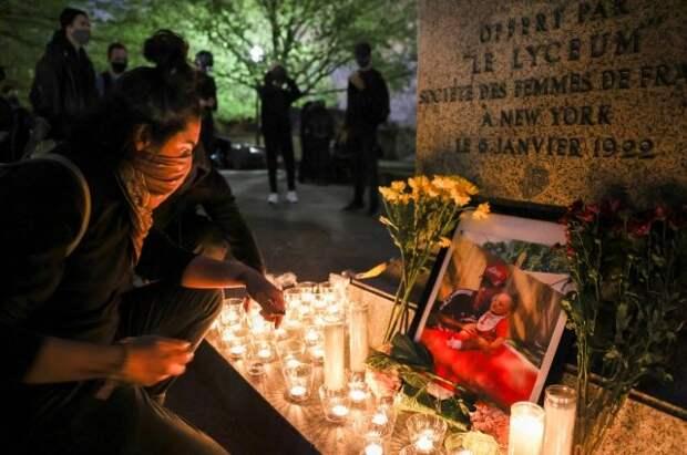 Судмедэксперты подтвердили, что афроамериканец Райт был застрелен