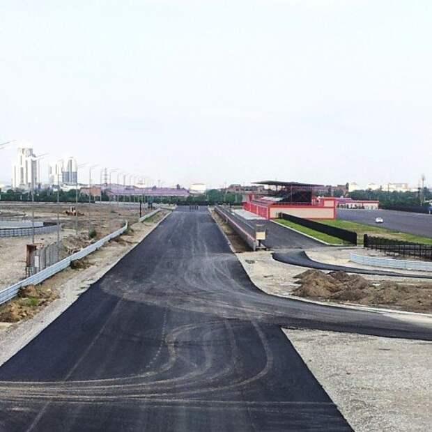 Открытие автодрома «Крепость Грозная» запланировано на 22-23 августа.
