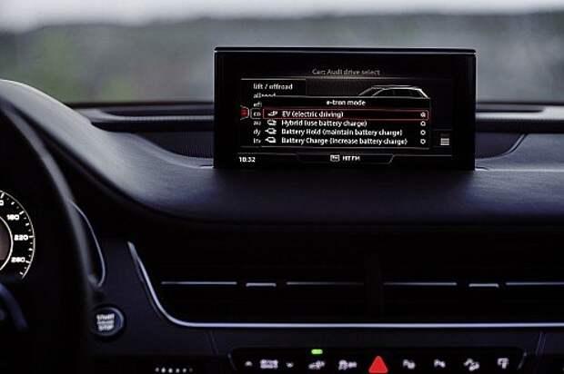 Оператив ЗР: как сэкономить на заправках нового Audi Q7