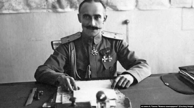 Генерал Богословский, фото предоставлено А.Кручининым