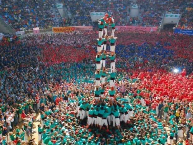Странные и необычные достопримечательности Испании