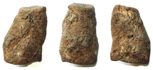 В жилище возрастом 9 тысяч лет нашли фрагмент метеорита