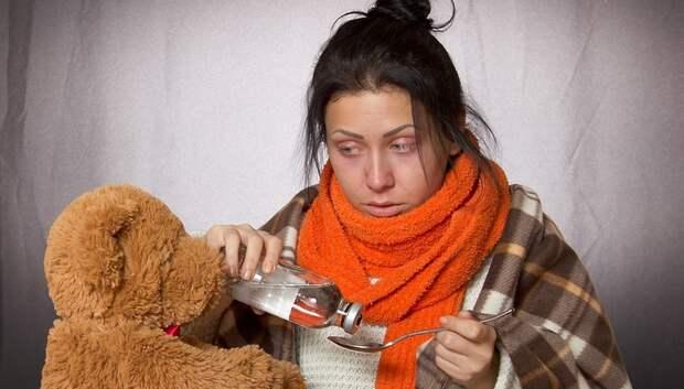 Жителям Московского региона рассказали, как обезопасить себя в сезон простуд