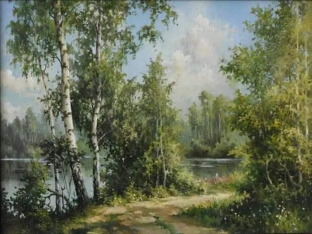 художник Владимир Краевский картины – 30