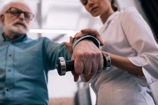 Развитие рака остановит физкультура