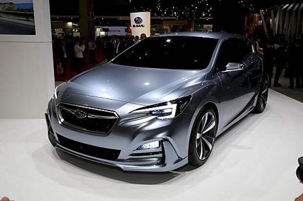 Subaru Impreza Concept2