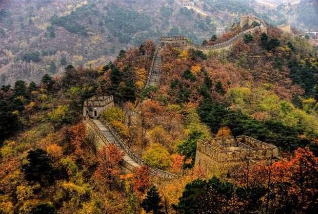 Великая Китайская Стена (2)
