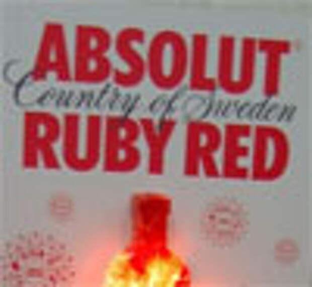 Absolut Ruby Red стимулирует половое влечение