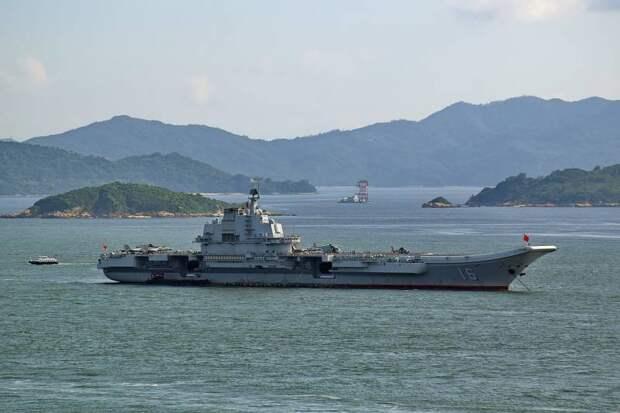 Прыжок дракона в океан. Современный флот Китая