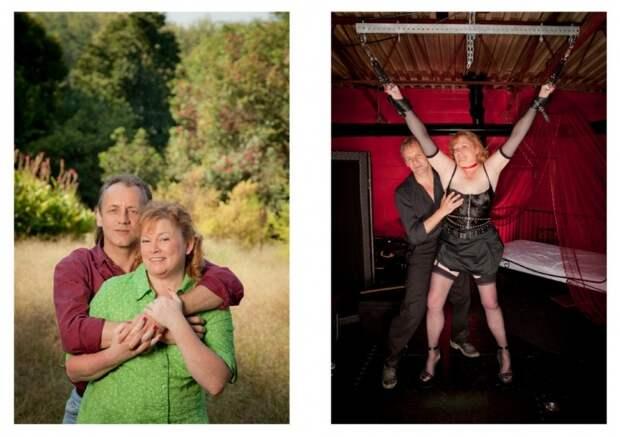 День и ночь: двойная жизнь людей, практикующих БДCM