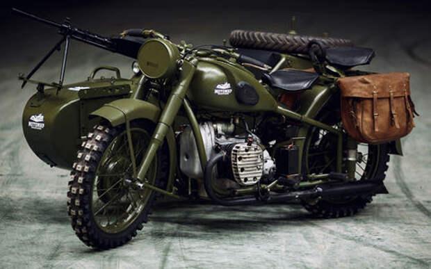 Лучший советский мотоцикл – неужели копия BMW?